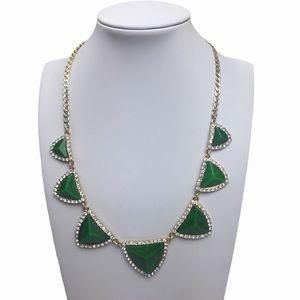 Amrita Singh Evergreen Australian Crystal Necklace